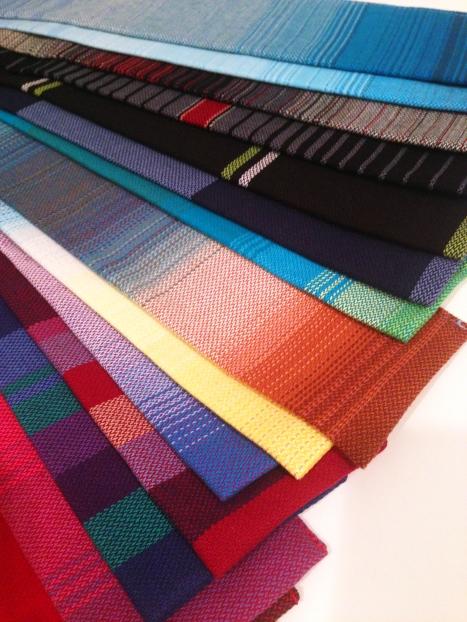 Chimparoo Fabric Swatches
