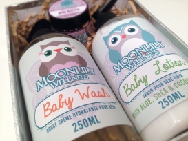Moonlily Baby Gift Box